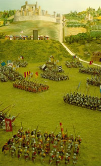 The Battle of Anghiari - 29 June 1440
